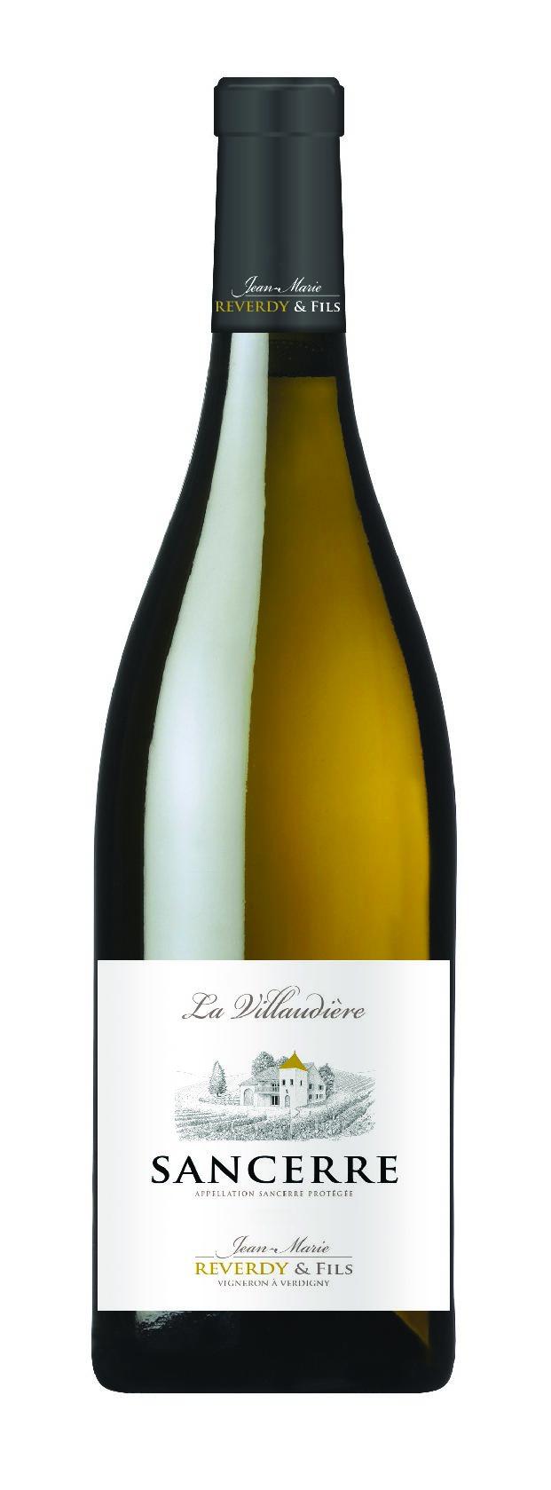 Wino Reverdy & Fils Sancerre La Villaudiere