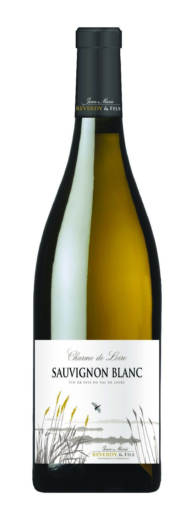 Wino Reverdy & Fils Charme de Loire Sauvignon VdP